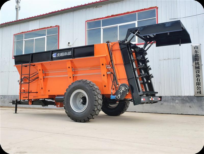 10立方大型厩肥撒肥机