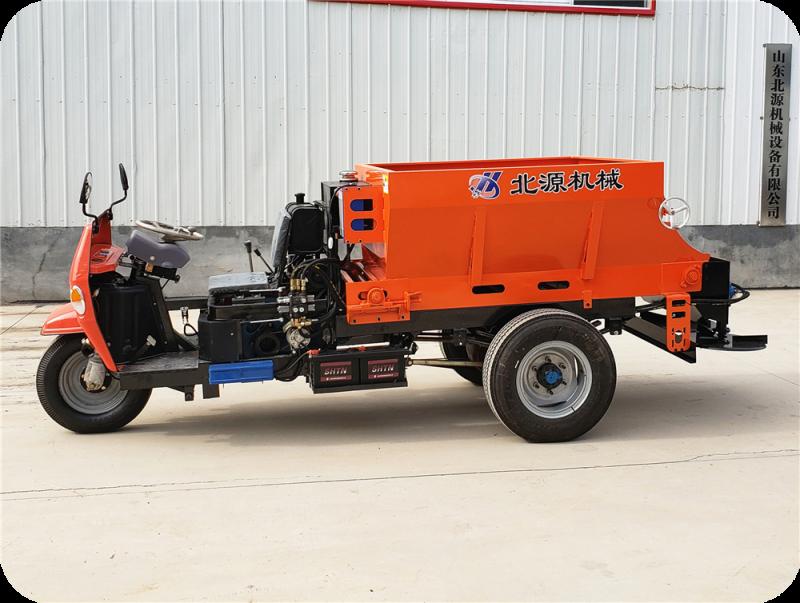 大棚粉末肥料撒肥机