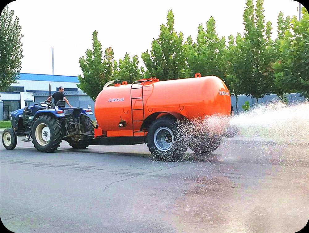 禽畜尿液施肥罐车