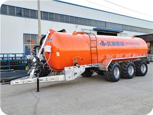 液态施肥罐车
